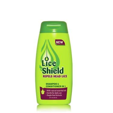 Lice shield shampoo