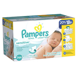 Pampers Sensitive Wipes For Newborn