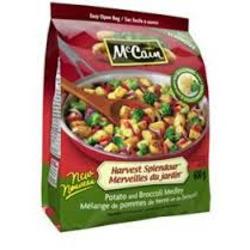 McCain Harvest Splendour Potato and Broccoli Medley