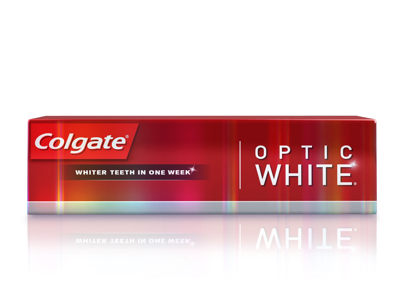 Colgate Optic White Drives % Increase in Brand Interest by Reinventing its Video Strategy February To promote the innovative new Colgate Optic White Express White toothpaste, Colgate-Palmolive put a YouTube video strategy at the core of its integrated media and creative campaigns.