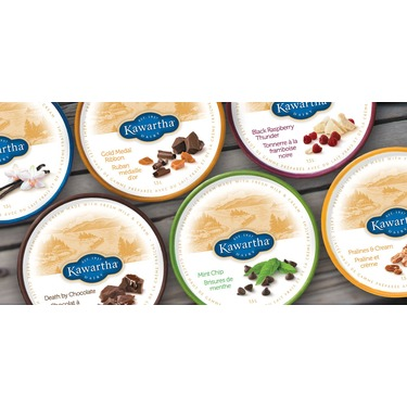 Kawartha Dairy Ice Cream