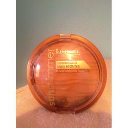 Rimmel London Sunshimmer Shimmering Maxi Bronzer