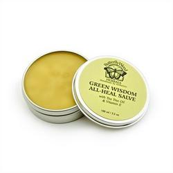 Butterfly Weeds- Green Wisdom All-Heal Salve