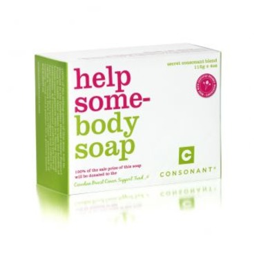 Consonant Skincare Help Some Body Soap