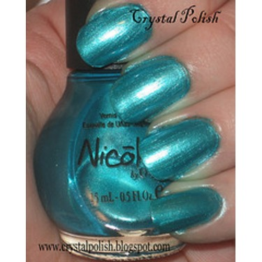 Nicole by OPI Jade In The Shade