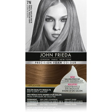 John Frieda Hair Color Foam Reviews