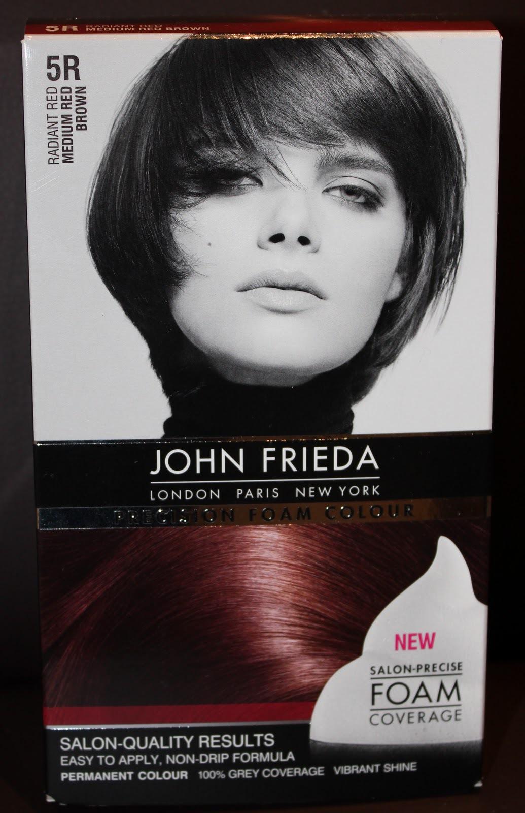 John Frieda Precision Foam Hair Colour Reviews In Hair Colour
