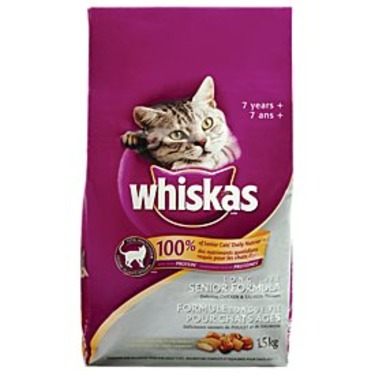 Whiskas Senior Cat Food