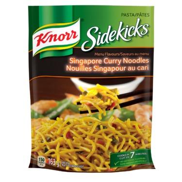 Knorr Sidekicks Singapore Curry Noodles