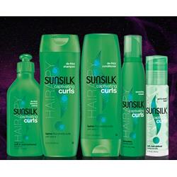 sunsilk curls