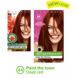 Herbal Essences Color Me Vibrant in Deep Red