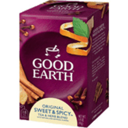 Good Earth Sweet & Spicey Tea & Herbal Blend