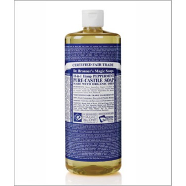 Dr.Bonners Peppermint Liquid Soap