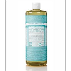 Dr.Bonners Baby Mild Liquid Soap