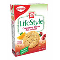 Peek Freans LifeStyle Cranberry Citrus Oat Crunch Cookies