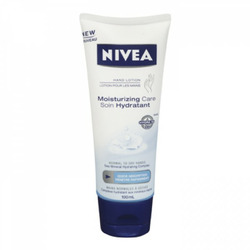 NIVEA Moisturizing Care Hand Cream
