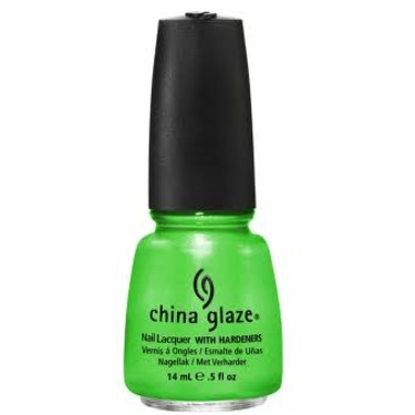 China Glaze Nail Polish in I'm with the Lifeguard