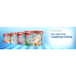 Philadelphia Cooking Cream - Creamy Garlic