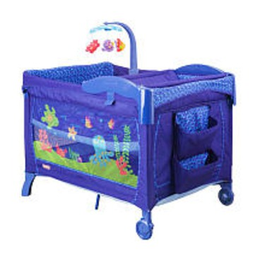 Fisher-Price Ocean Wonders Deluxe Play Yard