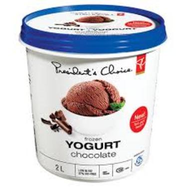 President's Choice Frozen Yogurt
