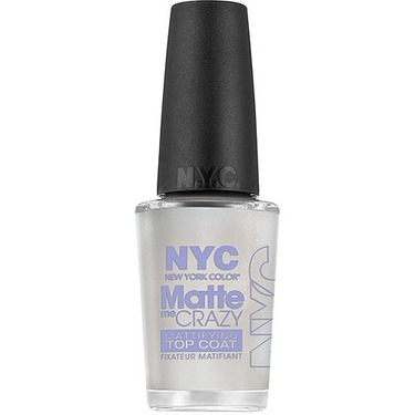 NYC Matte Me Crazy Top Coat