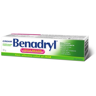 BENADRYL® Cream