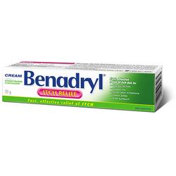 BENADRYL® Cream