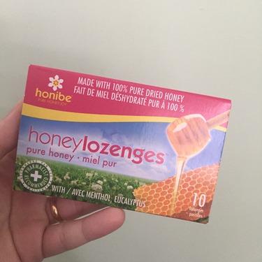 Honibe Honey lozenges