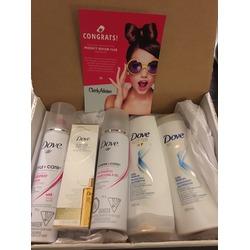 Dove Refresh + Care Invigorating Dry Shampoo