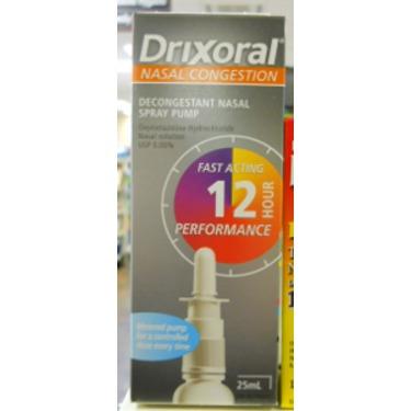 Drixoral Nasal Spray