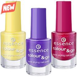 essence Color and Go Nail Polish