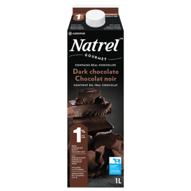 Natrel Dark Chocolate Milk