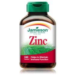 Jamieson Zinc 10 mg