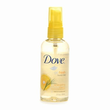 Dove Go Fresh Energizing Body Mist Reviews In Body Mists Essences Chickadvisor Page 6