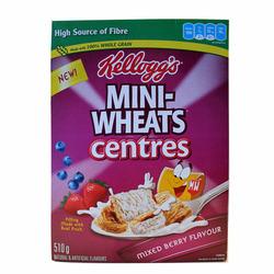 Mini Wheats Centres