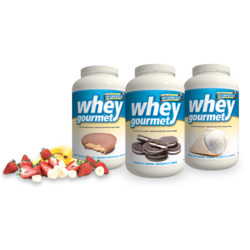 Whey Gourmet Protein Powder