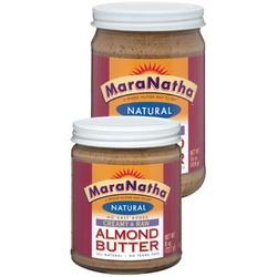 MaraNatha Natural Almond Butter