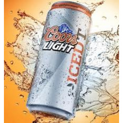 Coors Light Iced T