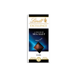 Lindt Excellence A Touch of Sea Salt Dark Chocolate