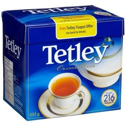 Tetley Orange Pekoe Tea