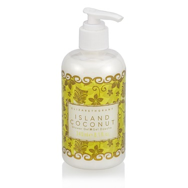 Elizabeth Grant Island Coconut shower Gel