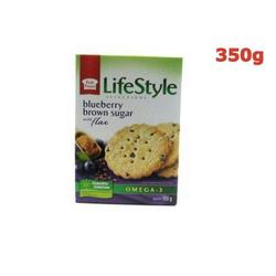 Peek Freans LifeStyle Blueberry Brown Sugar with Flax Seed