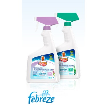 Mr Clean Disinfecting Bath Cleaner With Febreze Reviews