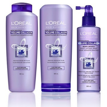 L'Oreal Volume Collagen Body Boost Lifting Spray