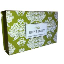 Sleep 'n Beauty Mulberry Silk Pillowcase