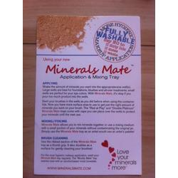 Minerals Mate Application & Mixing Tray