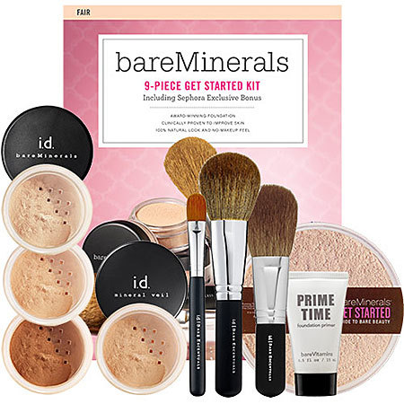 Bare Minerals Sephora Exclusive Get Started Kit Reviews In