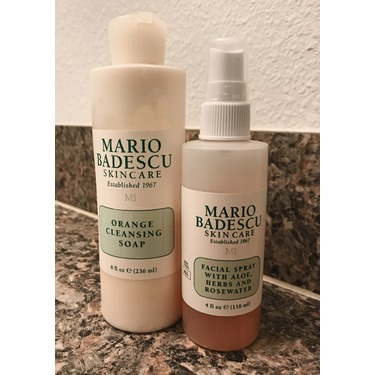 Mario Badescu Orange Cleansing Soap Reviews In Face Wash