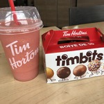 Tim Hortons Frozen Lemonade