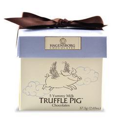 Hagensborg Truffle Pig Chocolates
